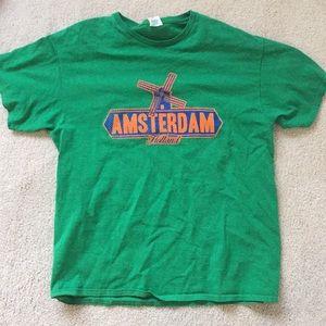 Amsterdam Holland tee Large